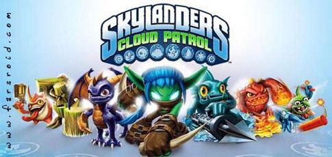 دانلود Skylanders Cloud Patrol - بازی اکشن اسکایلندرز اندروید + دیتا