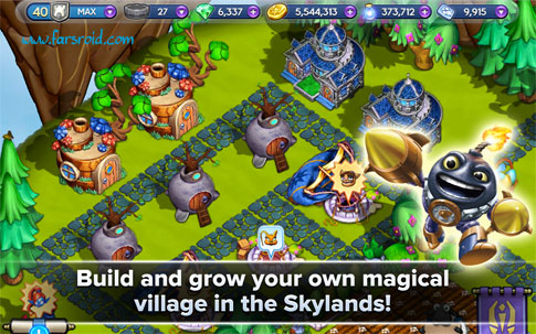 Download Skylanders Lost Islands Android Apk + Obb - New