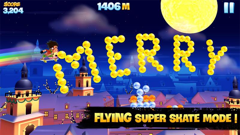 Skyline Skaters Android - بازی جدید اندروید