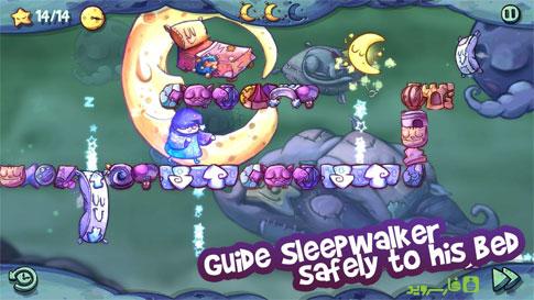 Sleepwalker's Journey Android - بازی اندروید