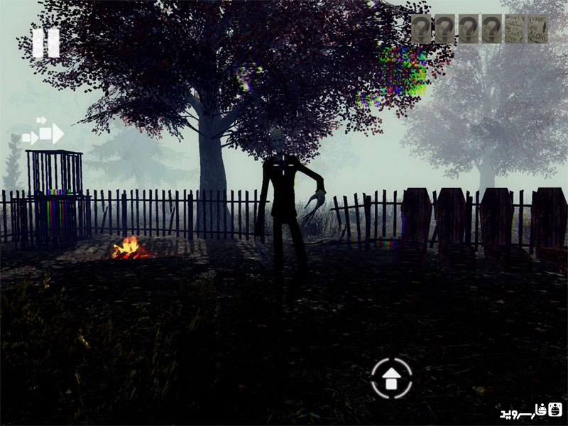 Slender Man Dark Forest Android