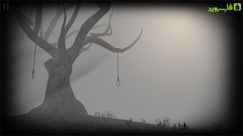 Slender Rising Android - بازی اندروید