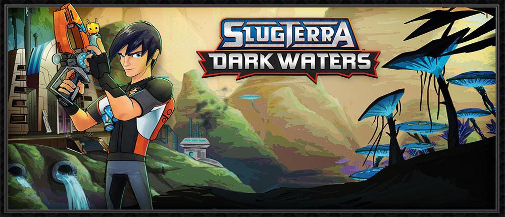 دانلود Slugterra: Dark Waters - بازی اکشن آب تیره اندروید + مود + مگا مود + دیتا