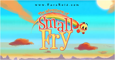 دانلود Small Fry - بازی سرگرم کننده ماهی سرخ کوچک اندروید + مود