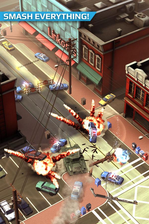 Smash Bandits Racing - بازی اندروید