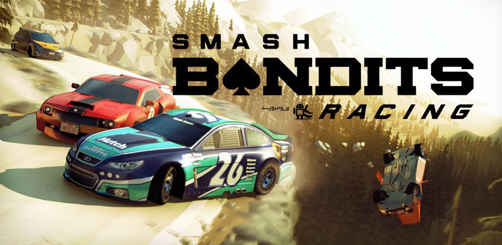 دانلود Smash Bandits Racing - بازی مسابقه راهزنان اندروید + دیتا