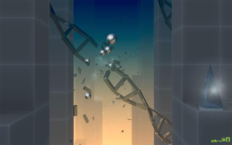 دانلود Smash Hit Premium 1.4.3 – بازی اعتیادآور شکستن شیشه اندروید + مود