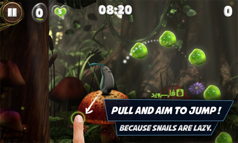 Download Snailboy Android Apk + Obb SD - New Google Play
