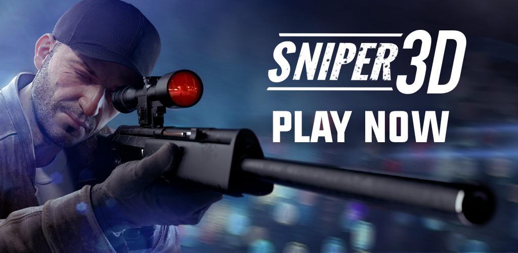دانلود Sniper 3D Assassin - بازی تک تیرانداز اندروید !