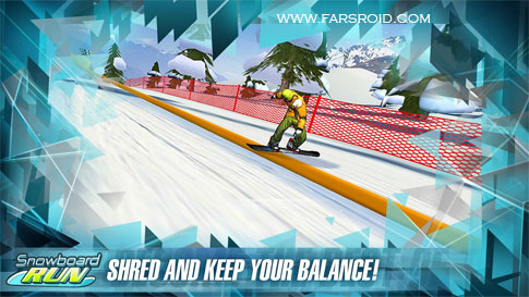 Download Snowboard Run Android Apk + Obb - New FREE Google Play