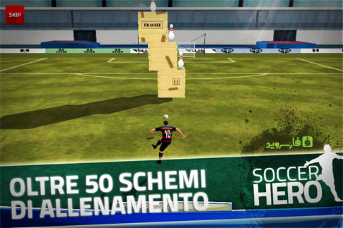Soccer Hero Android