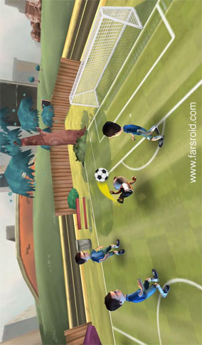 Soccer Moves Android بازی اندروید