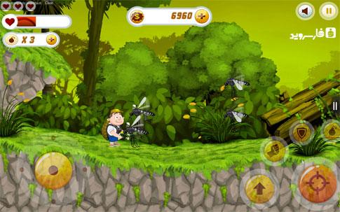 Sok and Sao's Adventure Android - بازی جدید اندروید