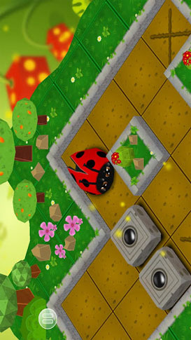 Sokoban Garden 3D Android