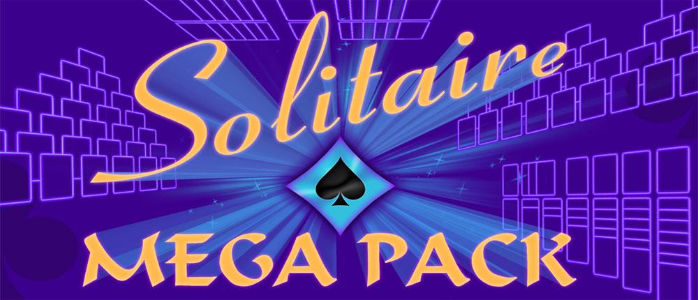 دانلود Solitaire MegaPack - بازی پرطرفدار پاسور اندروید - کم حجم