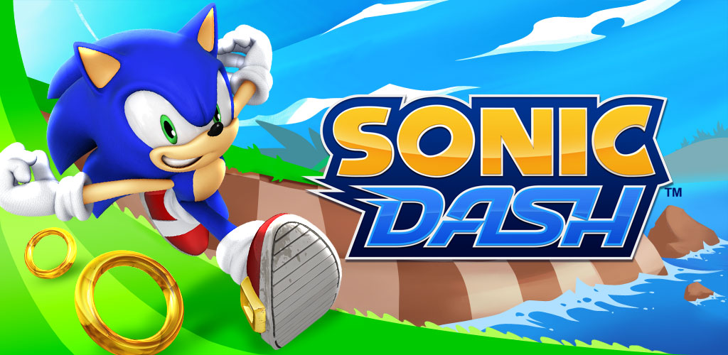 Download Sonic Dash - a wonderful Sonic Android game!