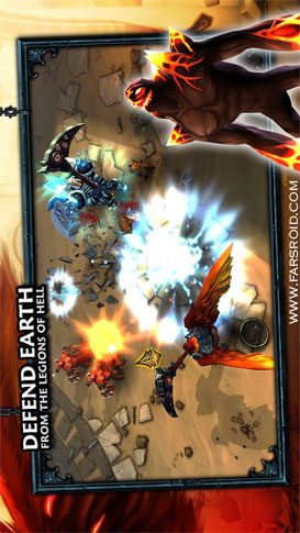 SoulCraft 2 - Action RPG Android - بازی جدید اندروید