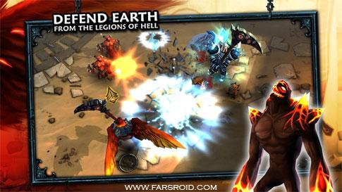 دانلود SoulCraft 2 – Action RPG 1.6.2 – بازی نیرنگ روح 2 اندروید!