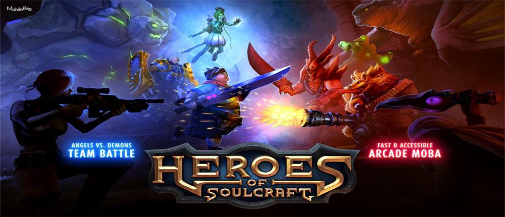 دانلود SoulCraft 2 - Action RPG - بازی نیرنگ روح 2 اندروید!