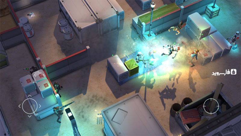 Space Marshals Android
