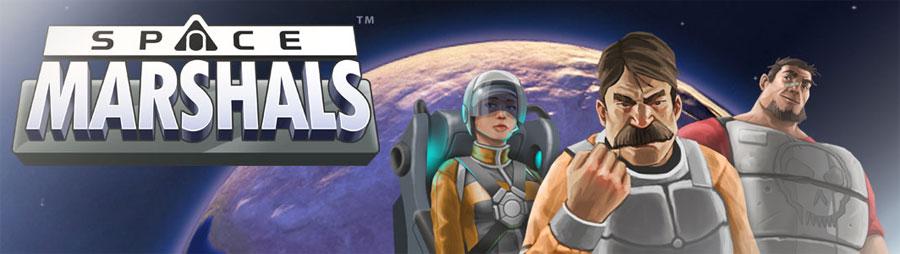 دانلود Space Marshals - بازی مارشال فضایی اندروید + دیتا
