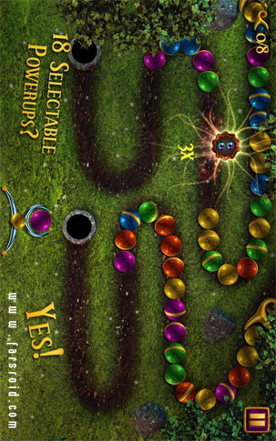 Sparkle Unleashed - بازی اندروید