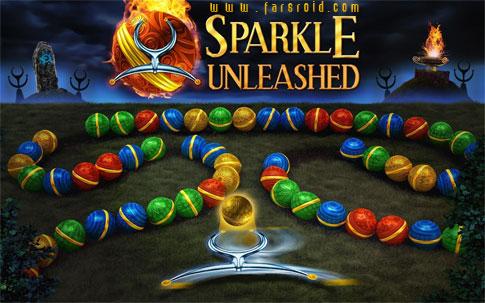 دانلود Sparkle Unleashed 1.0.0 - بازی توپ های درخشان اندروید + دیتا