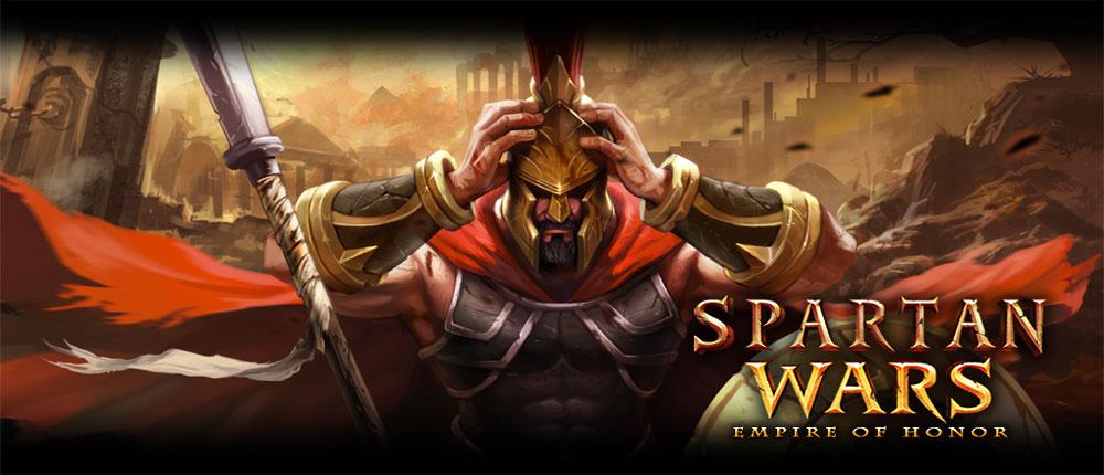 دانلود Spartan Wars: Empire of Honor - بازی استراتژی آنلاین جنگ های اسپارتان اندروید