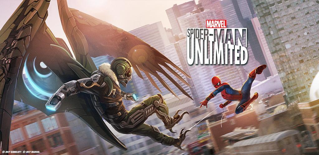 دانلود Spider-Man Unlimited - بازی مرد عنکبوتی نامحدود اندروید + دیتا !