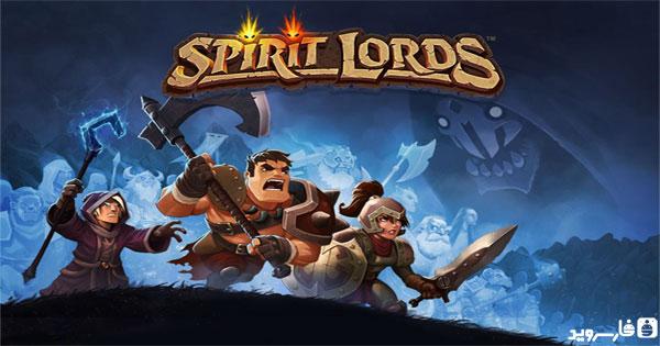 دانلود Spirit Lords - بازی روحِ پادشاهان اندروید + دیتا