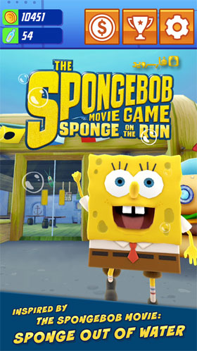 SpongeBob: Sponge on the Run Android
