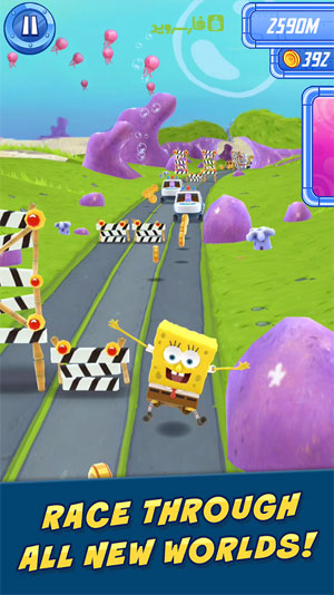 SpongeBob: Sponge on the Run Android - بازی جدید اندروید