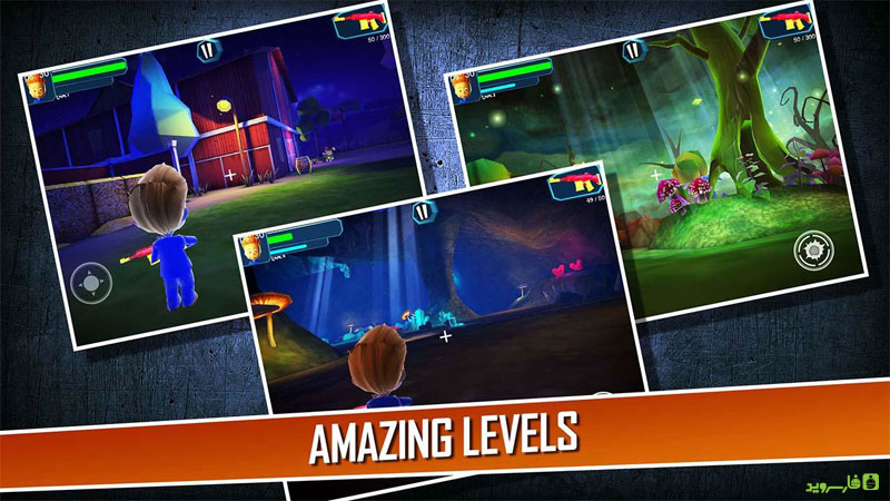 Download Spooky Realm Android Apk + Obb SD + Mod Money - Google Play