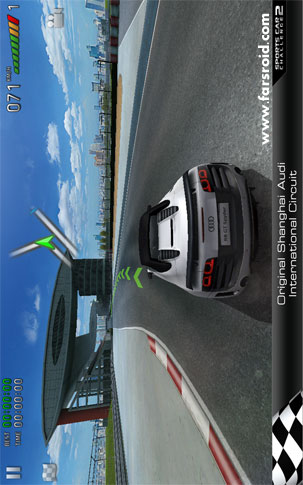 Sports Car Challenge 2 Android بازی اندروید