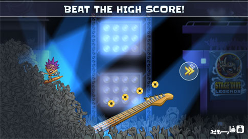 Stage Dive Legends Premium Android