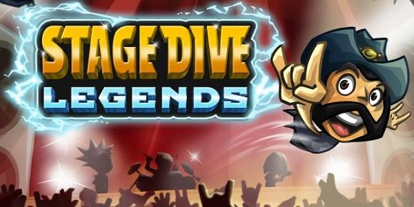 دانلود Stage Dive Legends Premium - بازی شیرجه افسانه ای اندروید + دیتا + مود