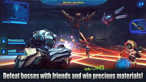 Star Warfare2:Payback Android - بازی اندروید