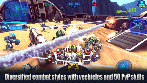 Star Warfare2:Payback Android - بازی اندروید