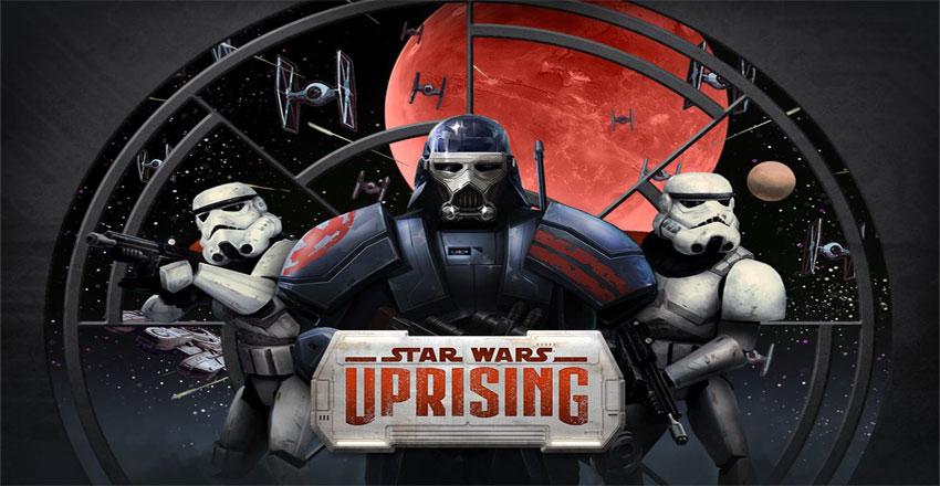 دانلود Star Wars: Uprising - بازی اکشن جنگ ستارگان: شورش اندروید + دیتا