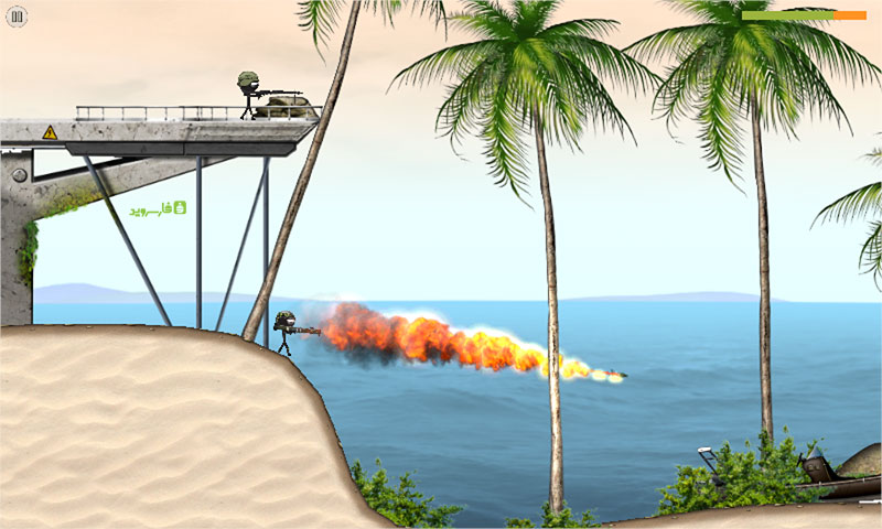دانلود Stickman Battlefields 2.1.1 – بازی نبرد آدمک ها اندروید + مود