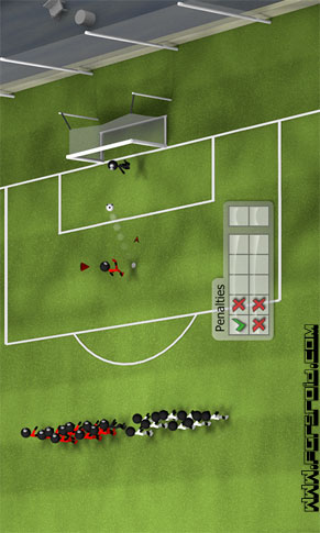 Stickman Soccer 2014 Android - بازی اندروید