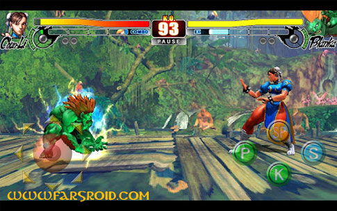 Download Street Fighter IV HD Android