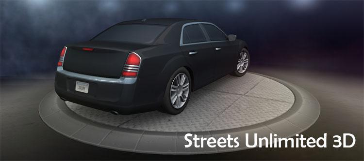 دانلود Streets Unlimited 3D - بازی ماشین سواری در خیابان اندروید + مود + دیتا