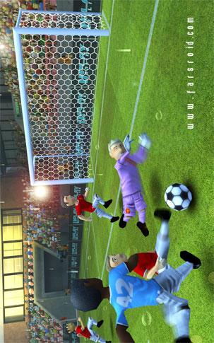 Striker Soccer 2 - بازی جدید اندروید