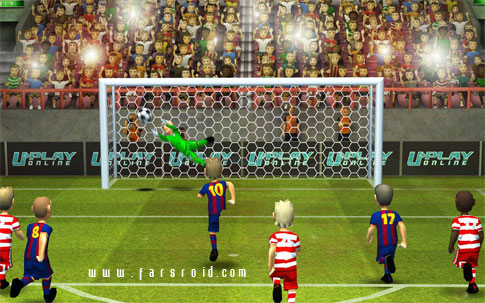 Download Striker Soccer 2 Android Apk + Obb - New Free Google Play