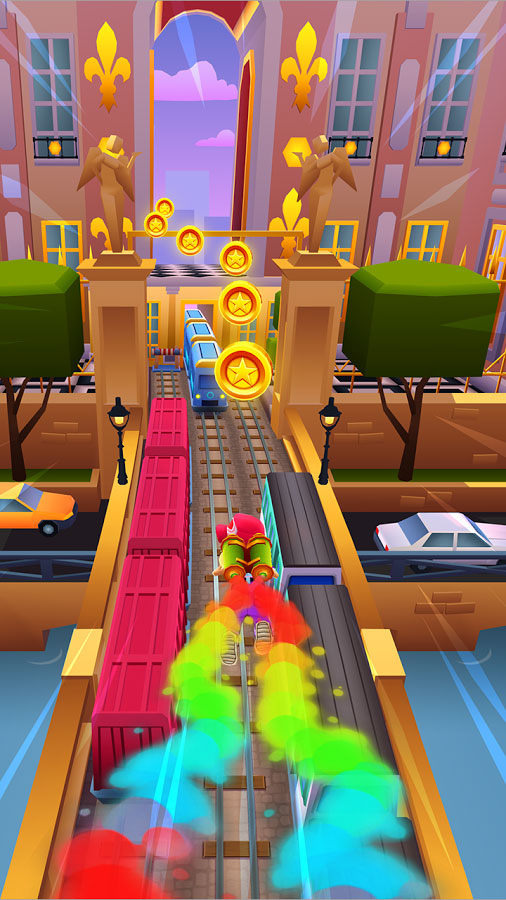 Subway Surfers London Android بازی اندروید