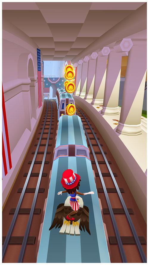 Subway Surfers London Android بازی اندروید