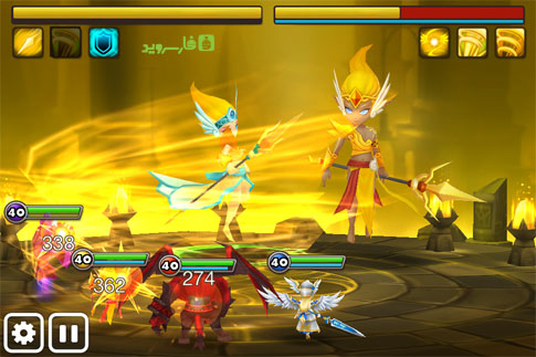 Summoners War: Sky Arena Android - بازی اندروید