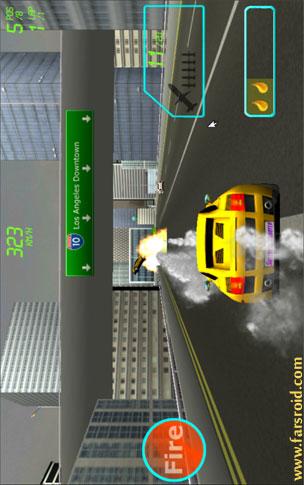 دانلود Supercar Shooter 1.131 – بازی ماشین تیرانداز اندروید + دیتا !