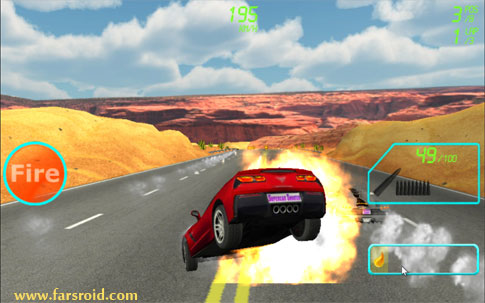Download Supercar Shooter Android Apk + Obb - FREE